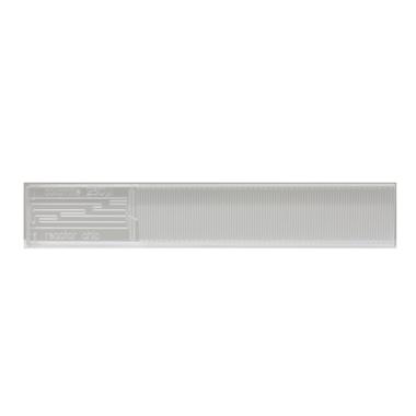 250ul Microreactor Chip (M1, 3 input)