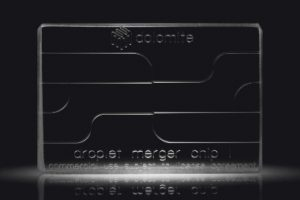 Droplet Merger Chip 1