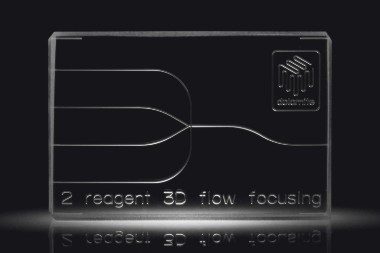 3D Flow Focusing Chip