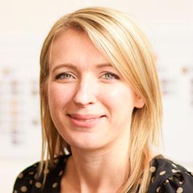 Aurelia Znakova–Operations Director