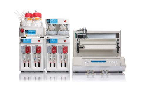 Automated Nanoparticle System