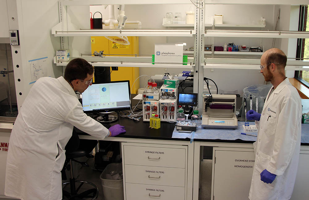 The Automated Nanoparticle System for formulation library generation is the latest innovation from Dolomite Microfluidics
