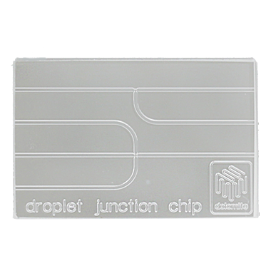 Quartz Droplet Junction Chip (190µm etch depth), hydrophobic