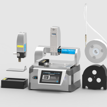 Fluidic Factory 3D Printing System (using COC)