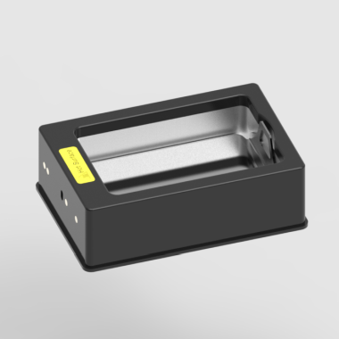Fluidic Factory Heated Print Bed