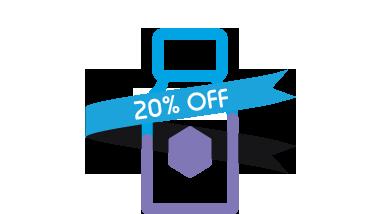 20% off FluoSurf