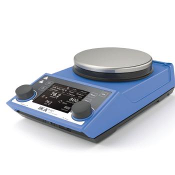 Hotplate IKA, PC Controllable (230 V, UK plug)