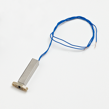 Micro Isolation Solenoid Valve – Latching, manifold mount above, ports at 90 degrees