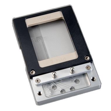 Microreactor Chip 1ml, 3 ports