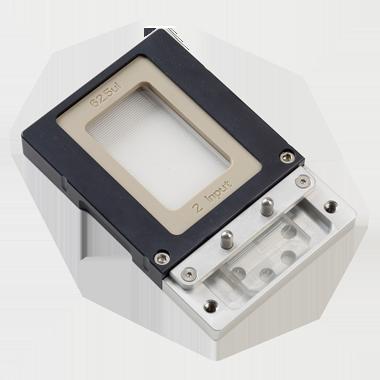 Microreactor Chip 62.5µl, 3 ports