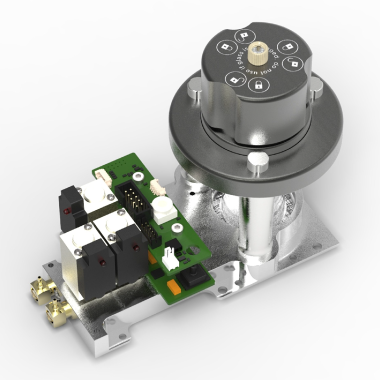 Mitos P-Pump OEM Module with Pressure Chamber