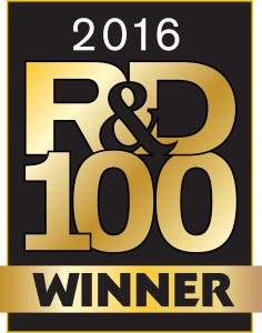 2016 R&D100 Award Winner Logo