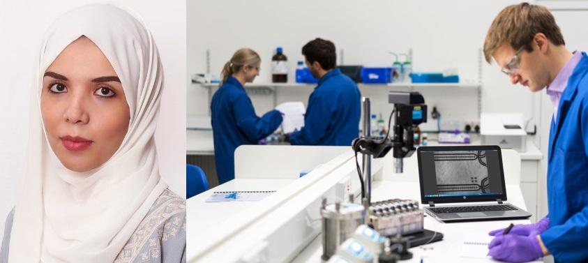 Researchers from King Abdulaziz University used AI within microfluidic workflow