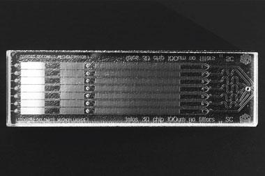 Dolomite Microfluidics - Microfluidic Chips