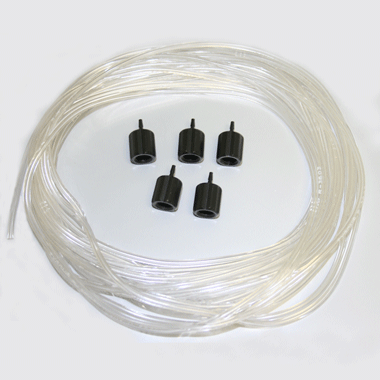 Tubing Pack for Piezoelectric Pump