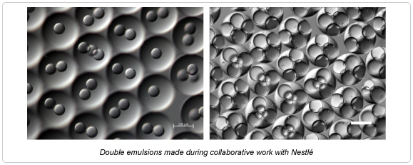 double-emulsions